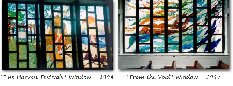 custom stained glass special projects